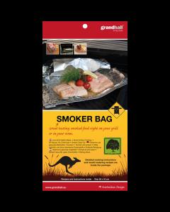 Grandhall Smoker Bag Whiskey Oak